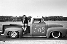 hotrod, schiko, fotoschiko, black and white