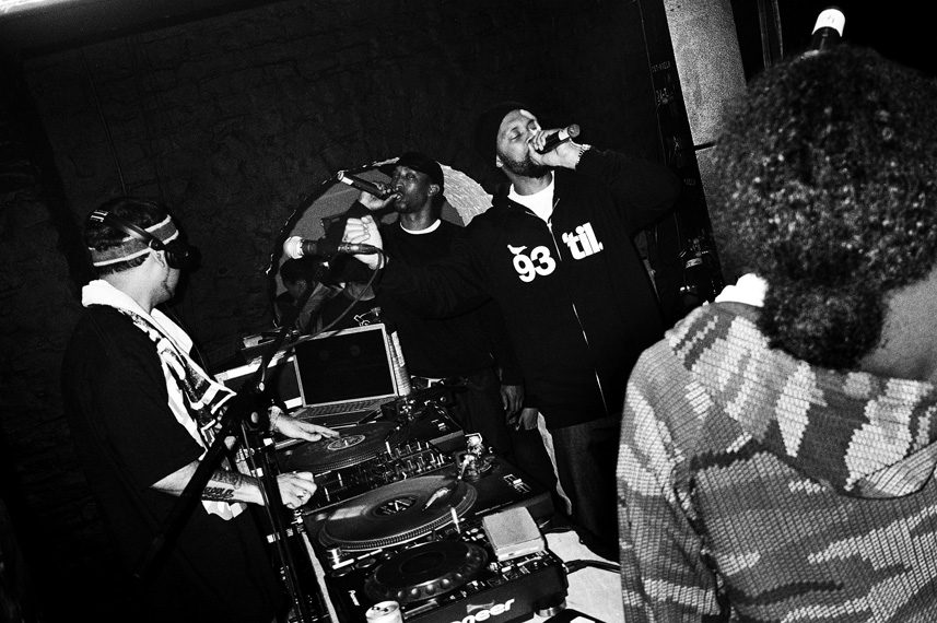 Souls of Mischief, Arty Farty Galerie, Carhartt,