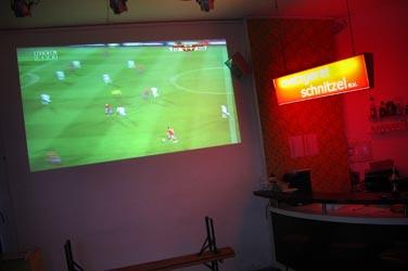 Brause, Metzgerei Schnitzel, Fussball, Fifa 2010