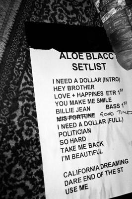 Aloe Blacc, Bahnhof Ehrenfeld