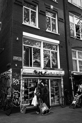 Amsterdam, Patta