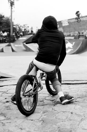 Rebel Jam, Schiko, BMX