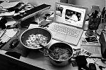 schiko, ForoSchiko, black and white