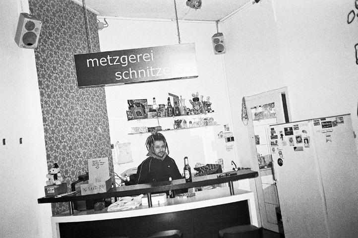 Sven Linnert, Brause, Metzgerei Schnitzel