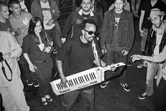 Dam-Funk, Dam Funk, Skaters Palace, Stones Throw