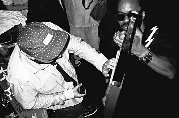 Dam-Funk, Dam Funk, Skaters Palace, Stones Throw, Dj Pascal