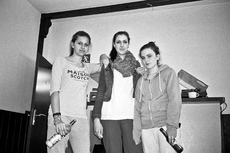 Melina, Nicoletta, Melissa