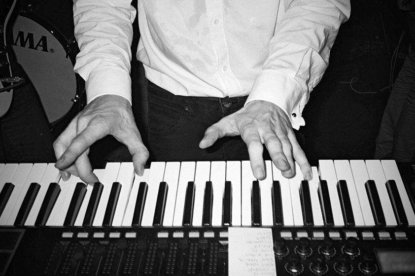 Lucas Croon, stabil elite, Stabil Elite, Harmonious Thelonious, Salon de Amateurs, salon de amateurs