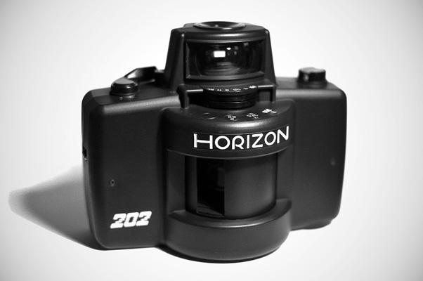 Horizon 202, Panorama Kamera, Panorama camera,