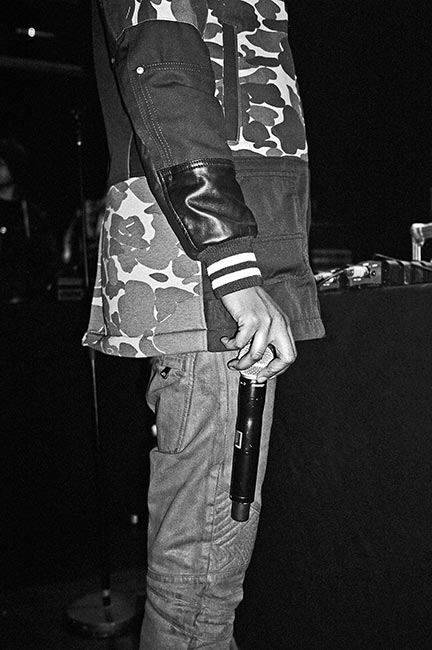 Danny Brown, Koko, London