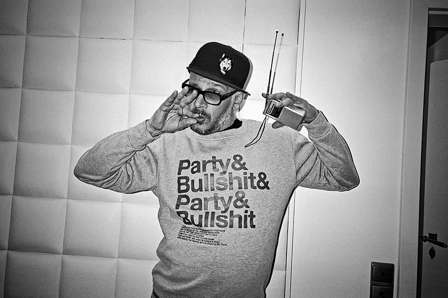 Ricky Powell, Party Bullshit