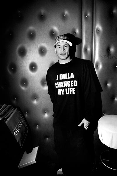 Deckstarr, J Dills changed my life, JDilla, J Dilla, Jay Dee, James Dewitt Yancey, Unique Club, Unique