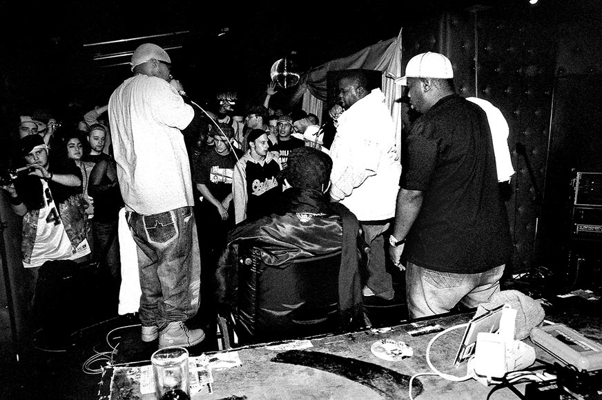 Frank'n Dank, Phatkat, JDilla, J Dilla, Jay Dee, James Dewitt Yancey, Unique Club, Unique
