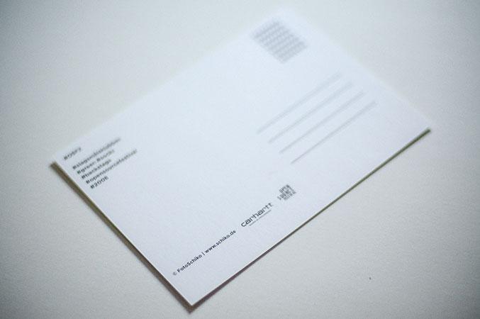 carhartt, open source festival, postcards, fotoschiko, exhibition