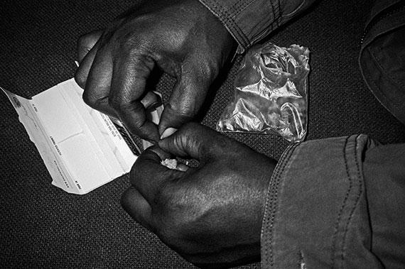 Guilty Simpson, CBE, Club Bahnhof Ehrenfeld, analog, s/w, schwarz-weiss, b/w, black and white, Contax T3