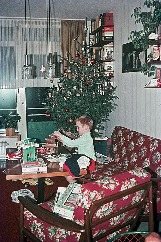analog, 1970, Monheim, Weihnachten, Schiko, FotoSchiko
