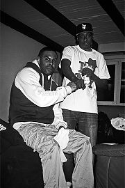 Pete Rock, CL Smooth, Skaters Palace, analog, s/w, schwarz-weiss, b/w, black and white, Contax T3