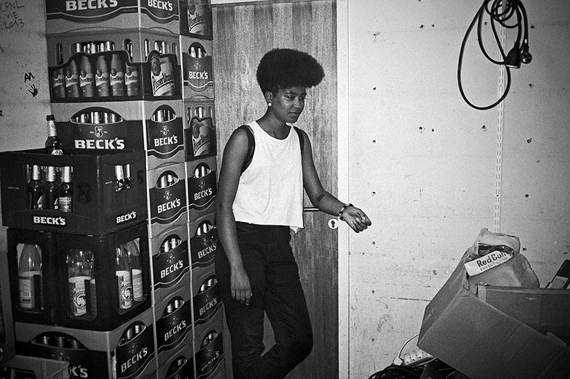 Lisa Tracy, Salon des Amateurs, analog, s/w, schwarz-weiss, b/w, black and white, Contax T3