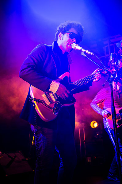 Curtis Harding, New Fall Festival