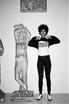 Lisa Trazy, Kunstakademie düsseldorf, Rundgang, analog, s/w, schwarz-weiss, b/w, black and white, Contax T3