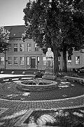 Köthen, Johann Sebastian Bach, J.-S. Bach, analog, Olympus XA, TMax400, s/w, b/w, black and white