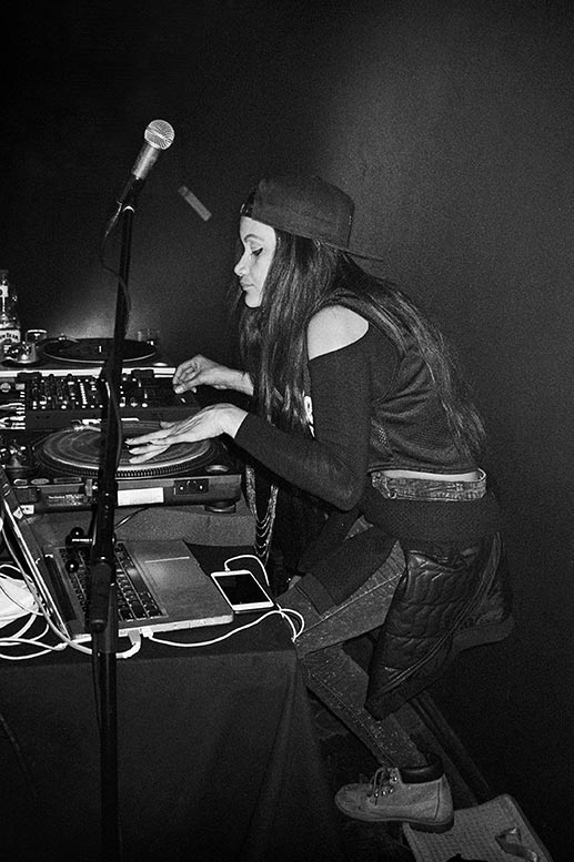 Dj Lala, Gavlyn and Reverie, analog, s/w, schwarz-weiss, b/w, black and white, Contax T3, TMax400