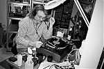 analog, contax tvs, kodak tmax400, Tmax400, bw, sw, Hifi Knopf, Turntable, Turntableservice, HiFi, Vinyl, oldschool