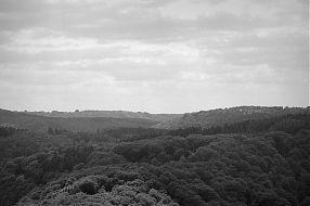 Schloss Burg, Schiko, FotoSchiko, black and white