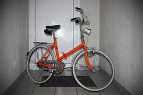 Folding bike, Schiko, FotoSchiko