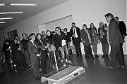 analogphotography, analogfotografie, filmfeed, 35mm, 35mmfilm, contax t3, kodak tmax400, point and shoot, analog, analogfeed, 35mmfeed, filmphotography, analogphotofeed, film is not dead, mischa kuball, kunstverein Düsseldorf, Solidarity grid, art projek