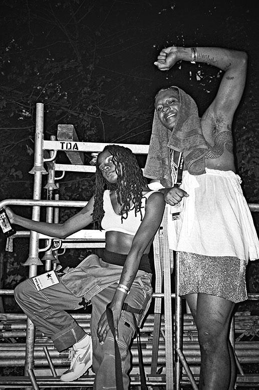 #mykkiblanco #bambii #djbambii, bambii, new york, new york dj, analogphotography, analogfotografie, analog, mykki blanco, open source festival, bw, black and white, schwarzweiss, sw, Kodak Tmax400, Kodak Tmax 400, filmfeed, analogfeed, analogblog, analogp