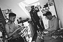 analogphotography, analogfotografie, sw, black and white, olympus mju2, Olymous mju II, Kodak Tmax 400, point and shoot, filmfeed, photoblog,