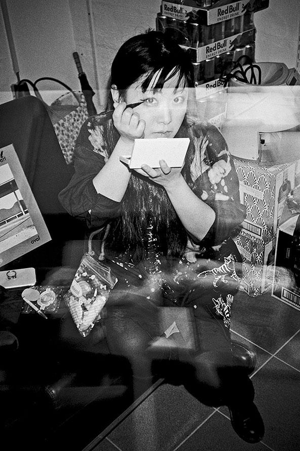 Salon des Amateurs, Tentenko, Tal records, electronic music, analogfotografie, analophotography, 35mm, Kodak Tmax 400, Düsseldorf, Düsseldorf Altstadt, Kunsthalle, Kunstverein