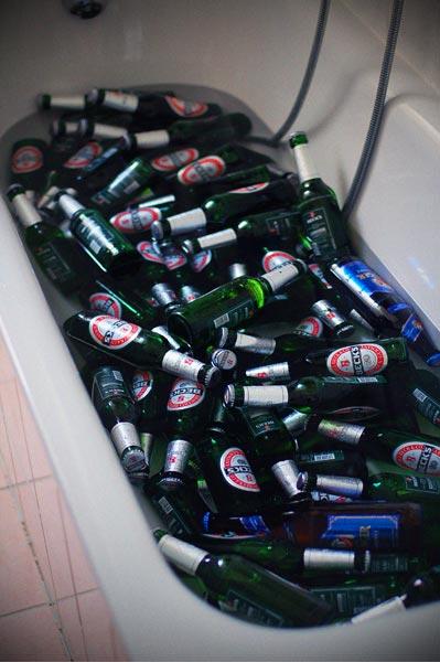 Becks, Bier, Schiko, FotoSchiko