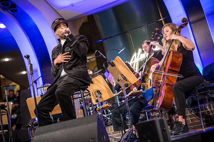 Masta Ace, Masta Ace 2020, Tonhalle Düsseldorf, Miki Kekenj, Afew goods, concert, The Dorf, musicportrait , musicphotography