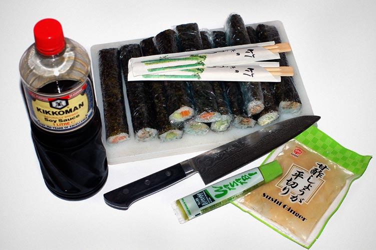 Sushi, Schiko, FotoSchiko