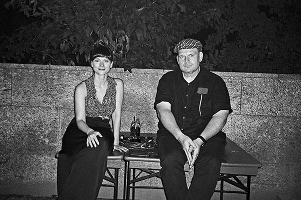 New Fall Festival, Festival, Düsseldorf, NRW Forum, Ehrenhof, Summer Edition, Analogfotografie, analogphotography, Olympus mju 2, point and shoot, stay broke shoot film, 35mm, on film black and white, Markus Luigs