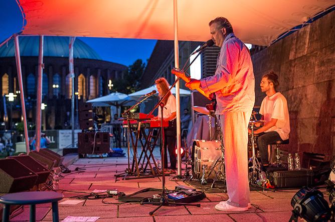 New Fall Festival, Festival, Düsseldorf, NRW Forum, Ehrenhof, Summer Edition, Fortuna Ehrenfeld