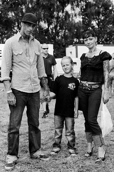 Hot Rod, Family