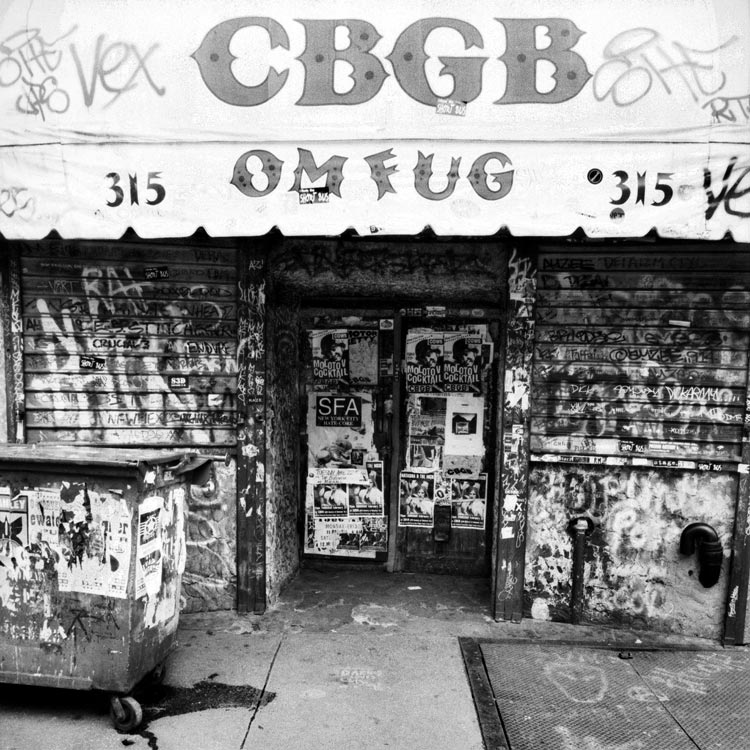 Punk, CBGB, New York