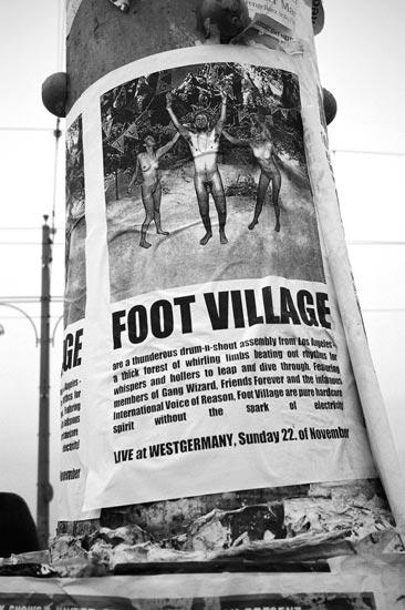 Foot Village, Berlin